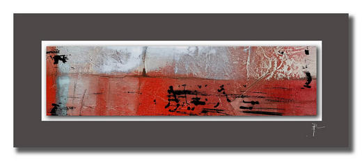 Abstraktes BILD - Multicolor, Design (50/125cm) - Wiedemann