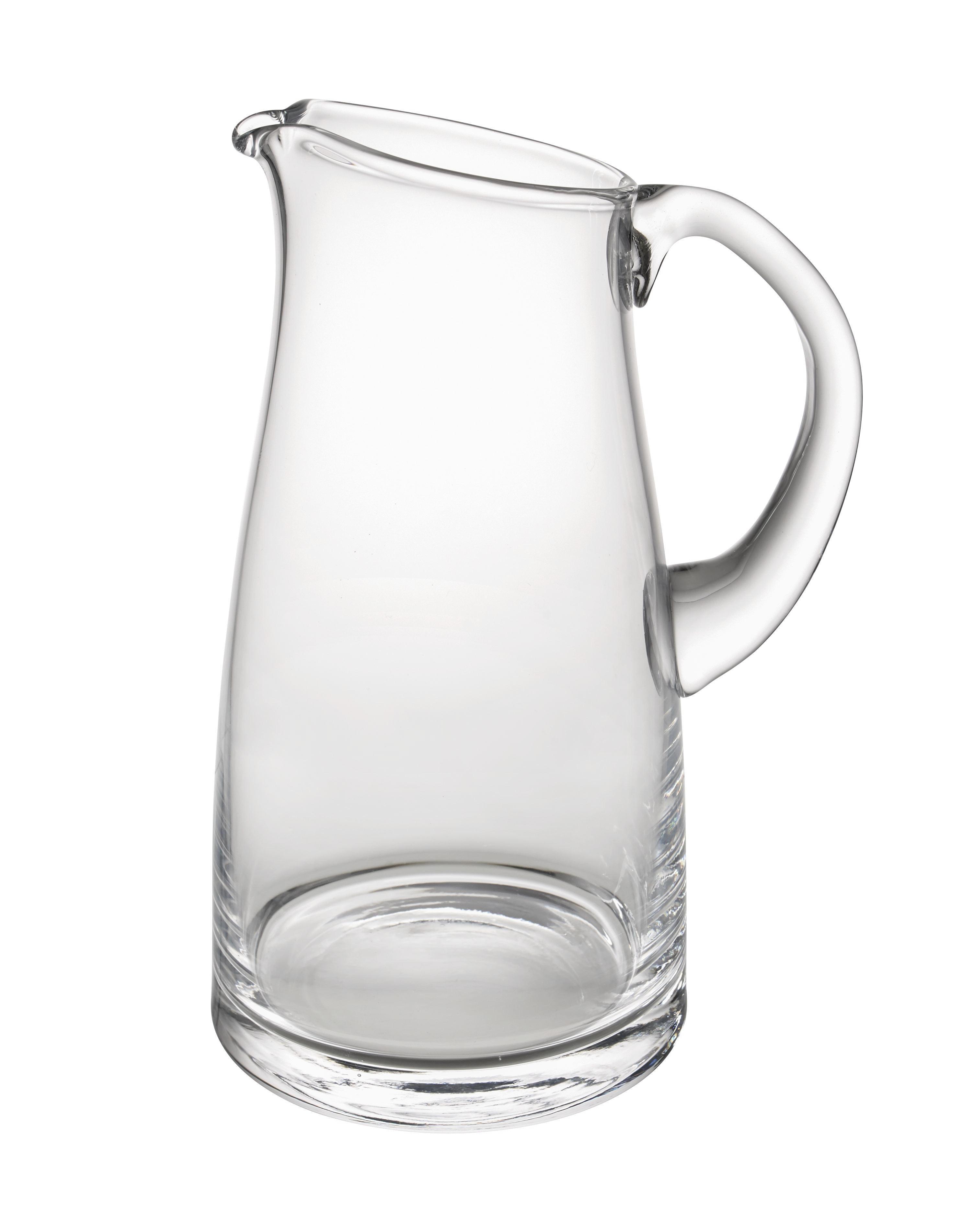 GLASKRUG  1,2 L - Klar, Basics, Glas (16.5/21/11.5cm) - LEONARDO