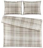 POVLEČENÍ - šedohnědá, Lifestyle, textil (200/200cm) - AMBIENTE