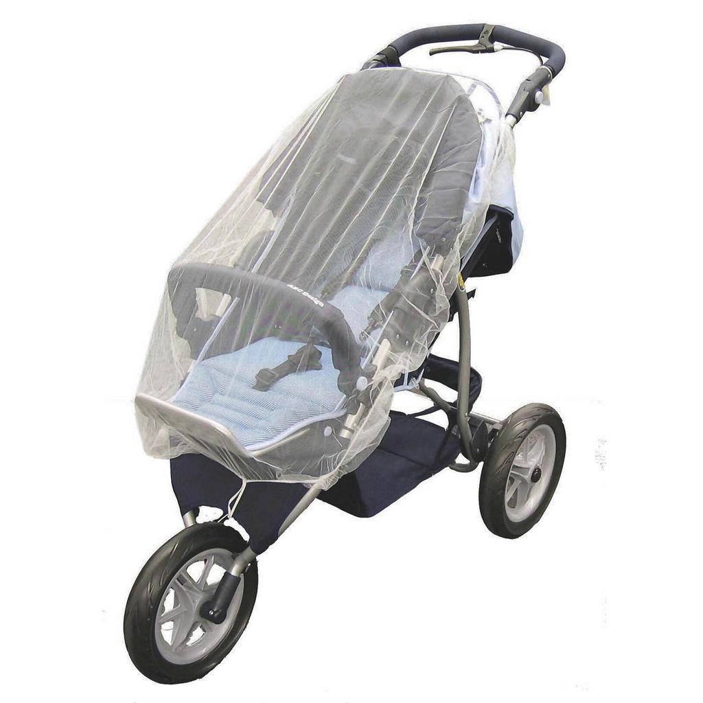 Moskitonetz für Kinderwagen und Sportwagen