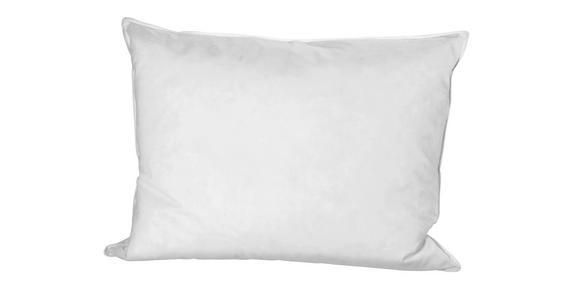 Kopfpolster Flo 70x90cm - Weiß, KONVENTIONELL, Textil (70/90cm) - Primatex