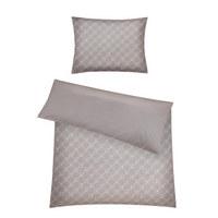 BETTWÄSCHE 140/200 cm  - Sandfarben, Design, Naturmaterialien/Textil (140/200cm) - Joop!