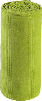 ÜBERWURF 220/240 cm - Hellgrün, Basics, Textil (220/240cm) - Boxxx
