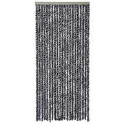 FERTIGVORHANG   90/200 cm - Anthrazit, Basics, Textil (90/200cm)