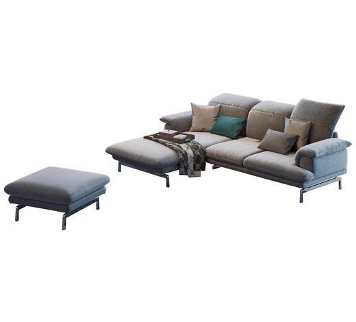 WOHNLANDSCHAFT Rücken echt, Sitztiefenverstellung online kaufen ...