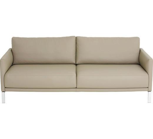 Excellent Zweisitzer Sofa Echtleder Grau Beige Forskolin Free Trial Chair Design Images Forskolin Free Trialorg