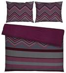 BETTWÄSCHE 200/200 cm  - Rosa, Design, Textil (200/200cm) - Esposa