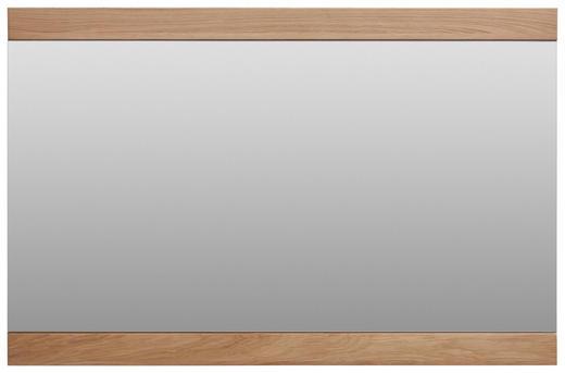 SPIEGEL - Eichefarben, Natur, Glas/Holz (100/65/2cm) - Linea Natura