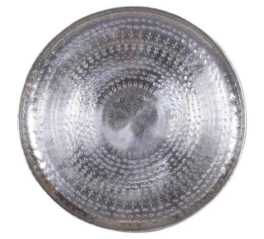 DEKOSCHALE - Silberfarben, LIFESTYLE, Metall (44/7cm) - Carryhome
