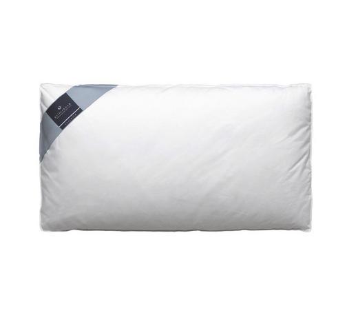 ANATOMSKI VZGLAVNIK DAUNALEX - bela, Basics, tekstil (40/80cm) - Billerbeck