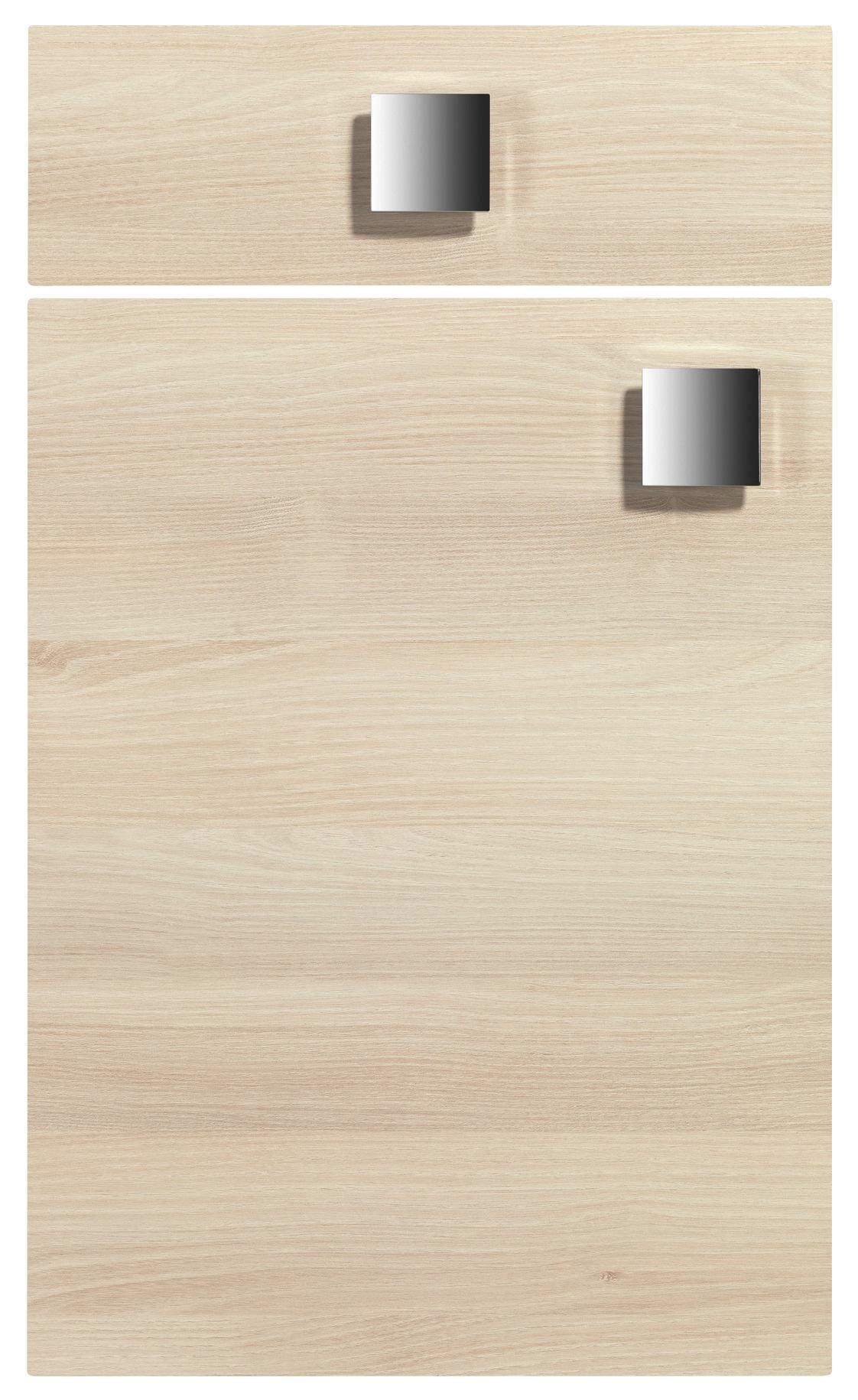 EINBAUKÜCHE - Silbereichenfarben, Design - NOLTE KÜCHEN