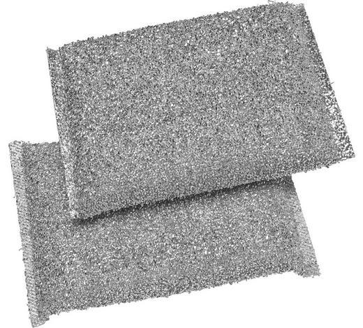 KOMBINOVANÁ HOUBA - šedá, Basics, umělá hmota (12/8,5/2,5cm) - Homeware