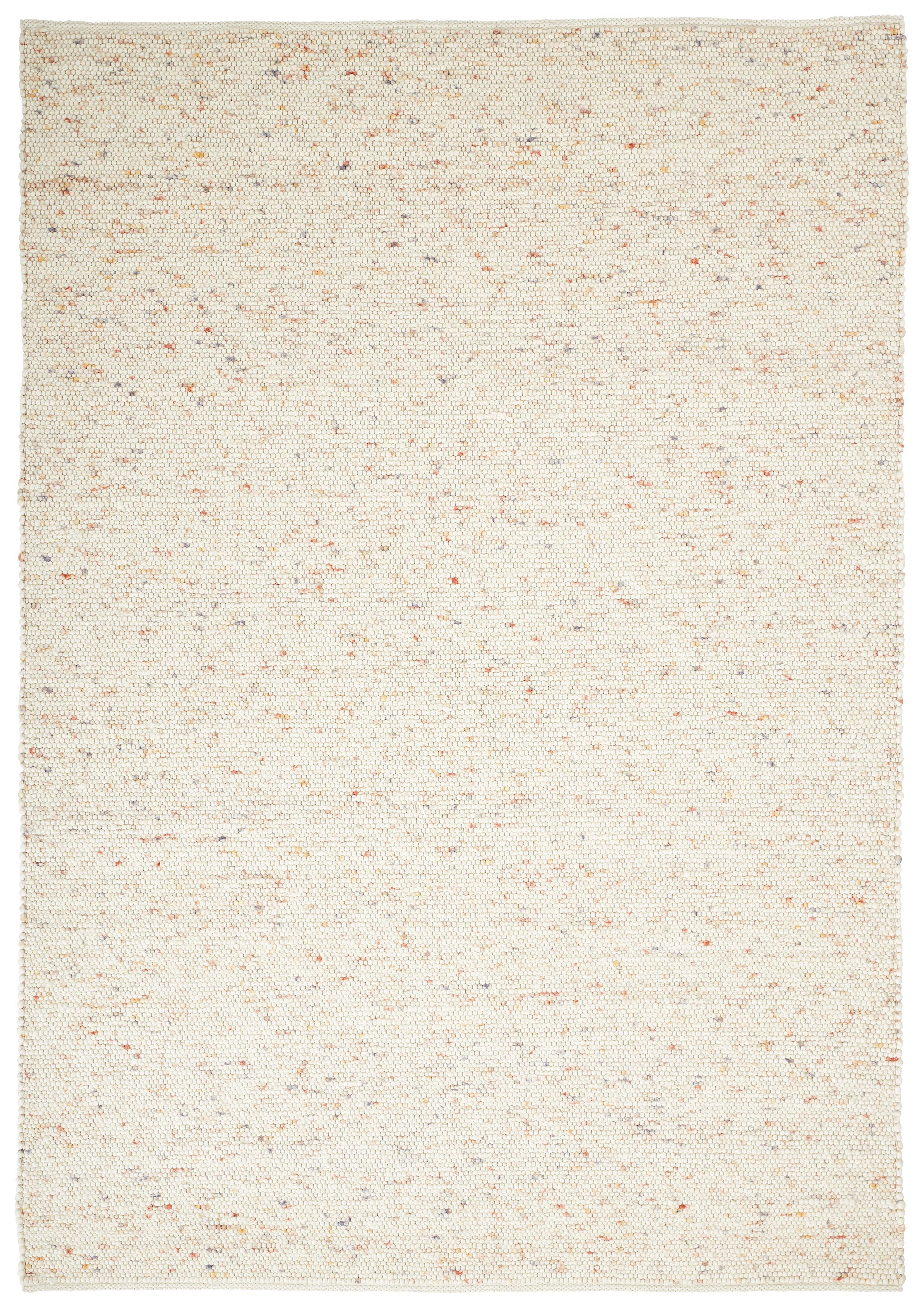 HANDWEBTEPPICH  Multicolor  70/140 cm - Multicolor, Weitere Naturmaterialien (70/140cm) - LINEA NATURA