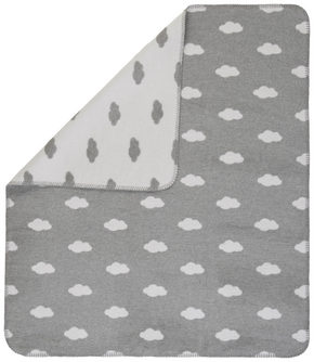 MYSFILT - vit/ljusgrå, Trend, textil (75/100cm) - Patinio