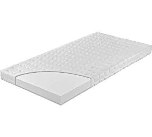 KINDERBETTMATRATZE Buzzi  - Weiß, Basics, Textil (70/140cm) - Träumeland