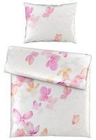 POSTELJINA - roza/bijela, Lifestyle, tekstil (140/200cm) - Esposa