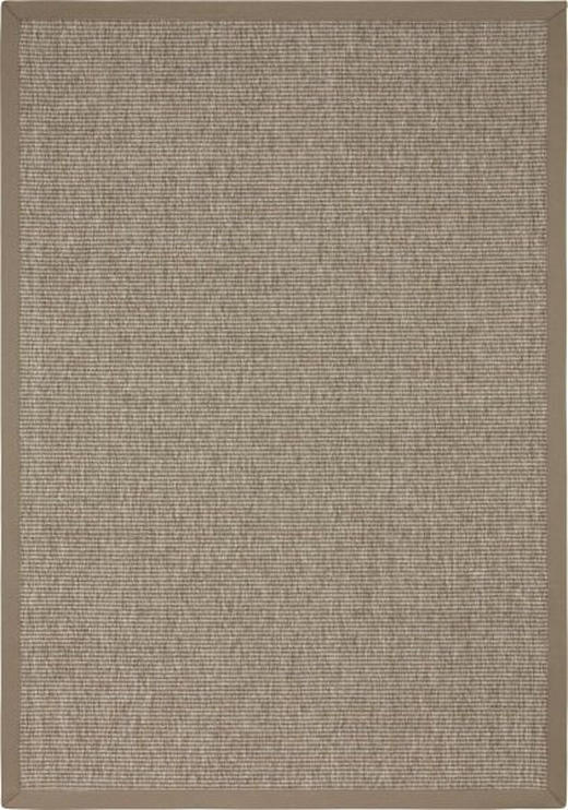 FLACHWEBETEPPICH  200/290 cm  Grau - Grau, Basics, Textil (200/290cm) - Linea Natura