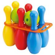 BOWLING-SET - Multicolor, Basics, Kunststoff (29cm)
