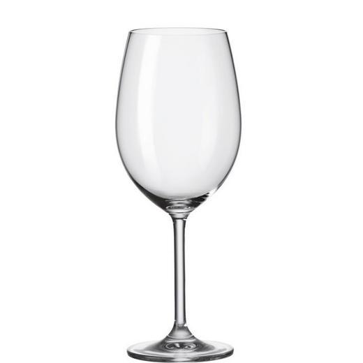 GLÄSERSET 6-teilig - Klar, Basics, Glas (0,65cm) - Leonardo