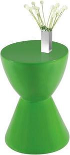 MIZICA, 30/43,5/30 cm zelena - zelena, Design, umetna masa (30/43,5/30cm) - Xora