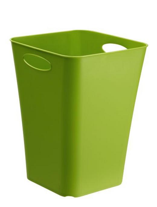 BOX Kunststoff Grün - Grün, Basics, Kunststoff (29.5/29,5/39,5cm)