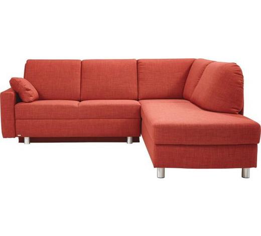 WOHNLANDSCHAFT in Orange Textil online kaufen ➤ XXXLutz