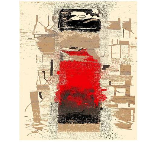 ORIENTTEPPICH 100/150 cm  - Creme, Design, Textil (100/150cm) - Esposa
