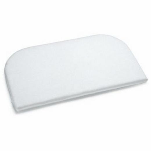 BEISTELLBETTMATRATZE Klima - Weiß, Basics, Textil (89/51/5cm) - Tobi