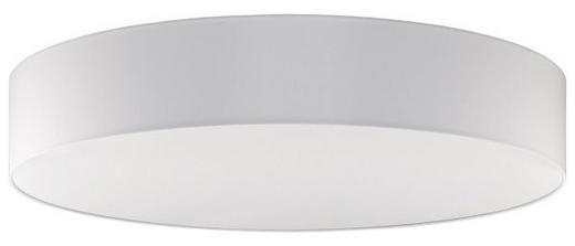 LEUCHTENSCHIRM  Weiß  Kunststoff, Textil  E27 - Weiß, Basics, Kunststoff/Textil (75/17cm)