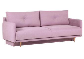 TROSJED NA RAZVLAČENJE - roza/natur boje, Design, tekstil (212/75/104cm)