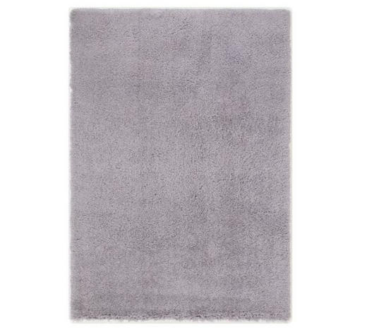 HOCHFLORTEPPICH  65/130 cm  gewebt  Grau   - Grau, Basics, Textil (65/130cm) - Novel