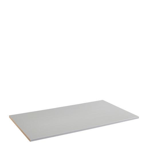 EINLEGEBODEN für 100er Elemente Grau - Grau, Design (100cm) - Hom`in