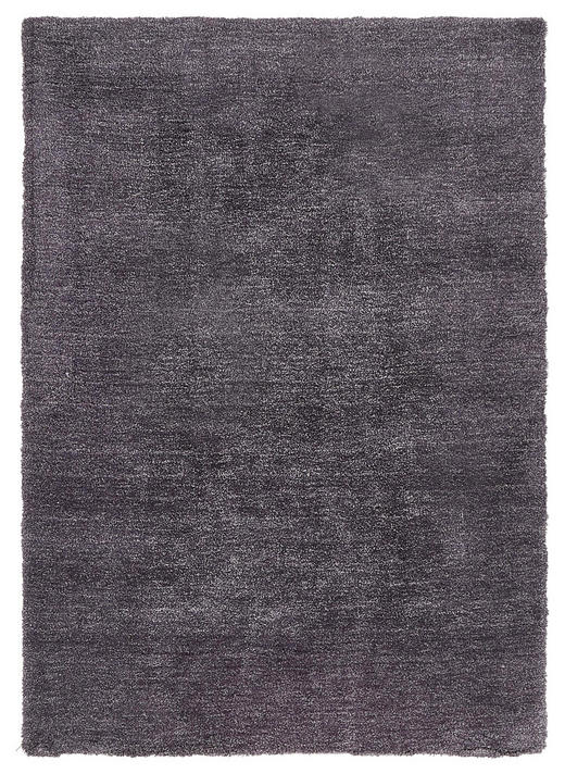 HOCHFLORTEPPICH  140/200 cm  getuftet  Grau - Grau, Basics, Textil (140/200cm) - Novel
