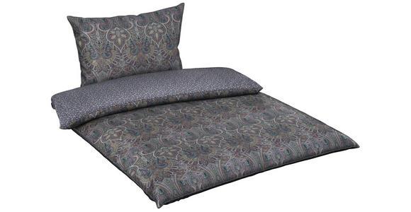 BETTWÄSCHE 140/200 cm  - Grau, LIFESTYLE, Textil (140/200cm) - Ambiente