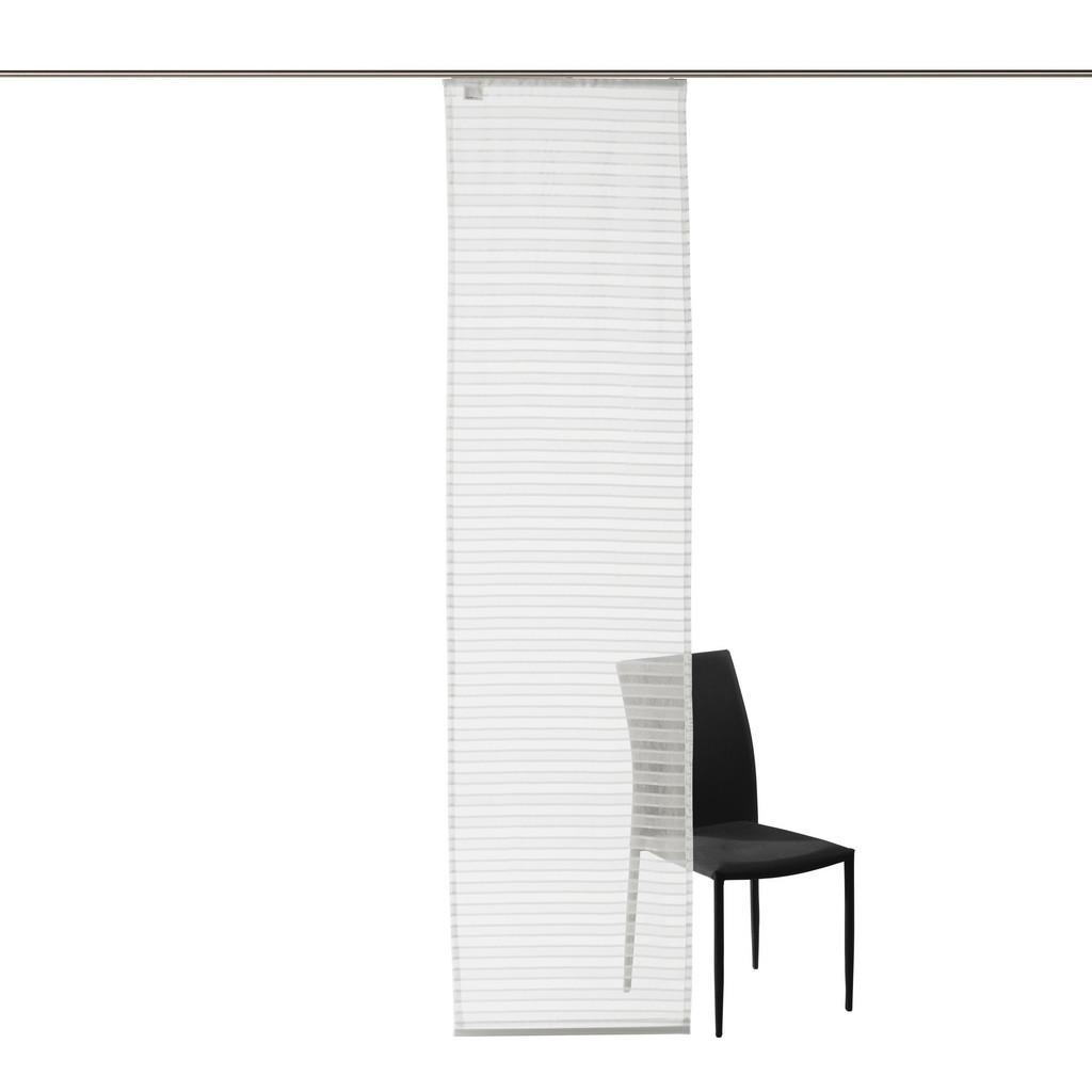 Boxxx Flächenvorhang 2er Set 60/245 cm