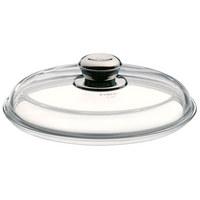 POKROV - prozorna, Konvencionalno, kovina/steklo (28cm) - WMF