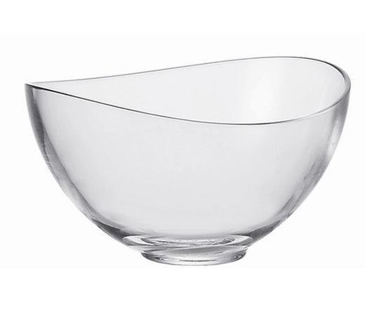 MÜSLISCHALE 15 cm - Klar, KONVENTIONELL, Glas (15cm) - Leonardo