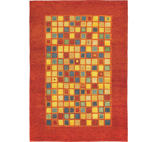 KOBEREC ORIENTÁLNÍ, 90/160 cm, vícebarevná - vícebarevná, Design, přírodní materiály (90/160cm) - Esposa