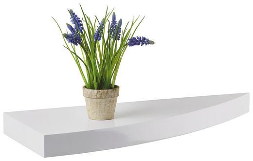 WANDBOARD in Weiß - Weiß, Basics, Holzwerkstoff (60/25cm)