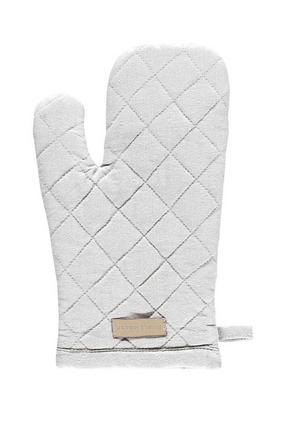 GRYTVANTE - ljusgrå, Basics, textil (30/15/2cm)