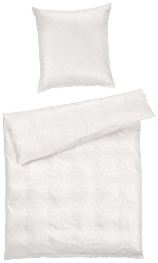 BETTWÄSCHE Satin Weiß 135/200 cm - Weiß, Basics, Textil (135/200cm) - Joop!
