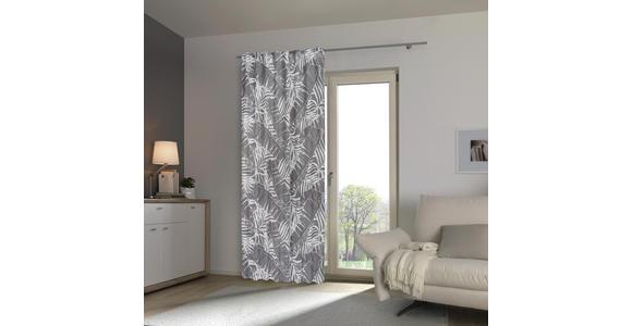 FERTIGVORHANG Verdunkelung  - Grau, Trend, Textil (135/245cm) - Esposa