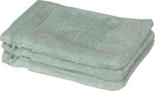 WASCHHANDSCHUH  Mintgrün  3-teilig - Mintgrün, Textil (16/21cm) - Schöner Wohnen
