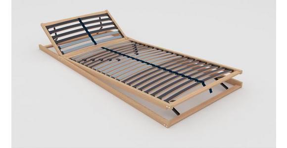 LATTENROST 90/200 cm  - Hellgrau/Weiß, Basics, Holz (90/200cm) - Dieter Knoll