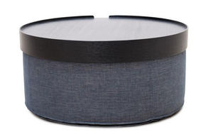 PALL - lila/svart, Design, trä/textil (60cm) - Welnova
