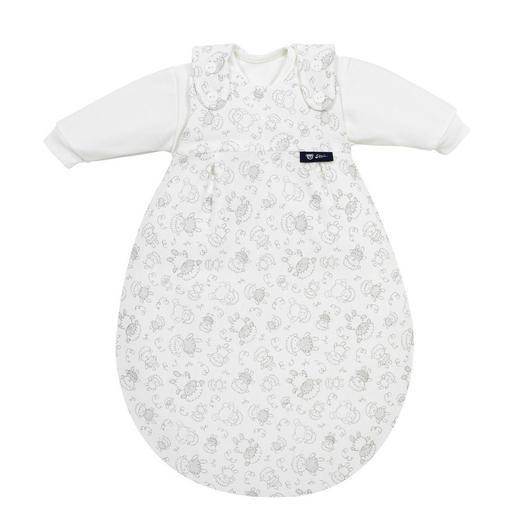 BABYSCHLAFSACKSET - Beige, Textil (74/80) - Alvi