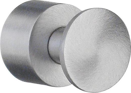 HANDTUCHHAKEN - Chromfarben, Basics, Metall (1,9/2,5cm)