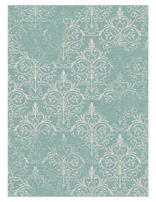 FLACHWEBETEPPICH  120/170 cm  Blau - Blau, Trend, Textil (120/170cm)