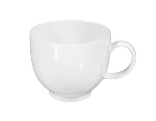 KAFFEETASSE - Weiß, Basics (0.21l) - SELTMANN WEIDEN