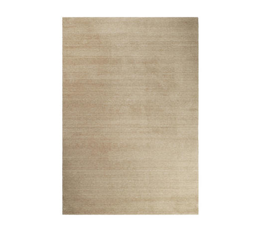WEBTEPPICH  70/140 cm  Hellbraun - Hellbraun, KONVENTIONELL, Textil (70/140cm) - Esprit